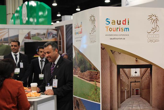 Saudi Tourism Sacm Career Fair 2014