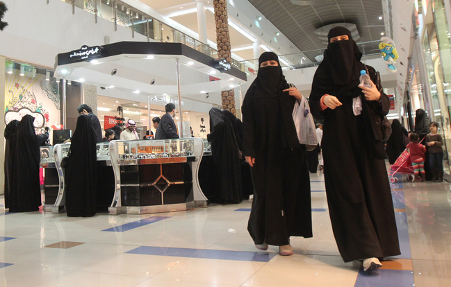 Women in Saudi Arabia are given greater mobility with ride-sharing apps like Uber.