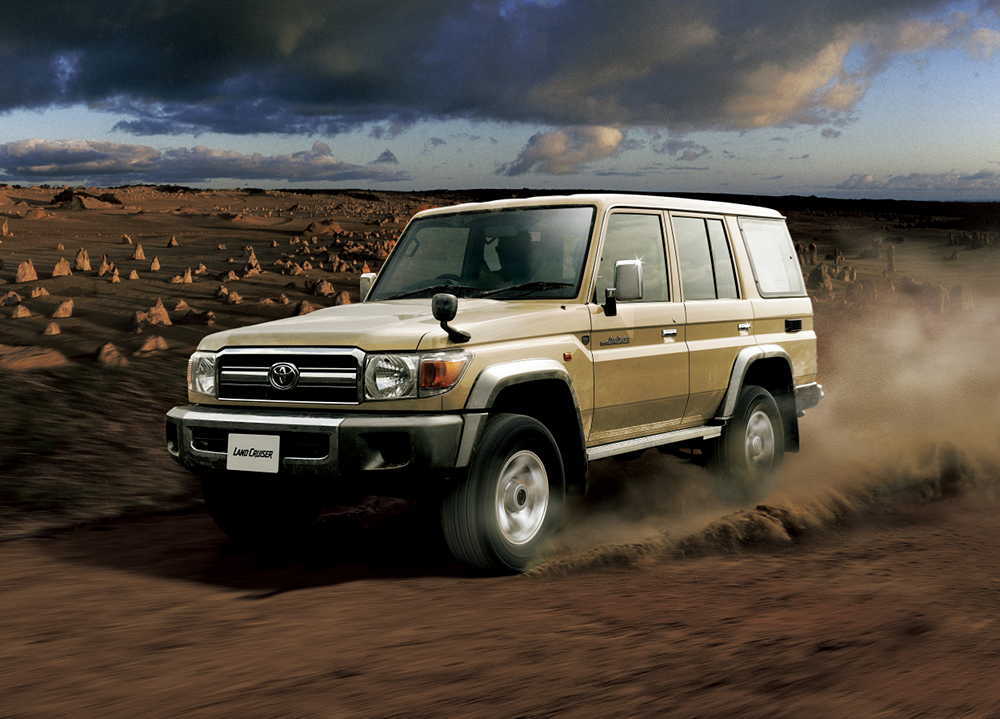 Toyota Of The Desert >> Desert Classic Toyota S Iconic Land Cruiser 70 To Be Re Released