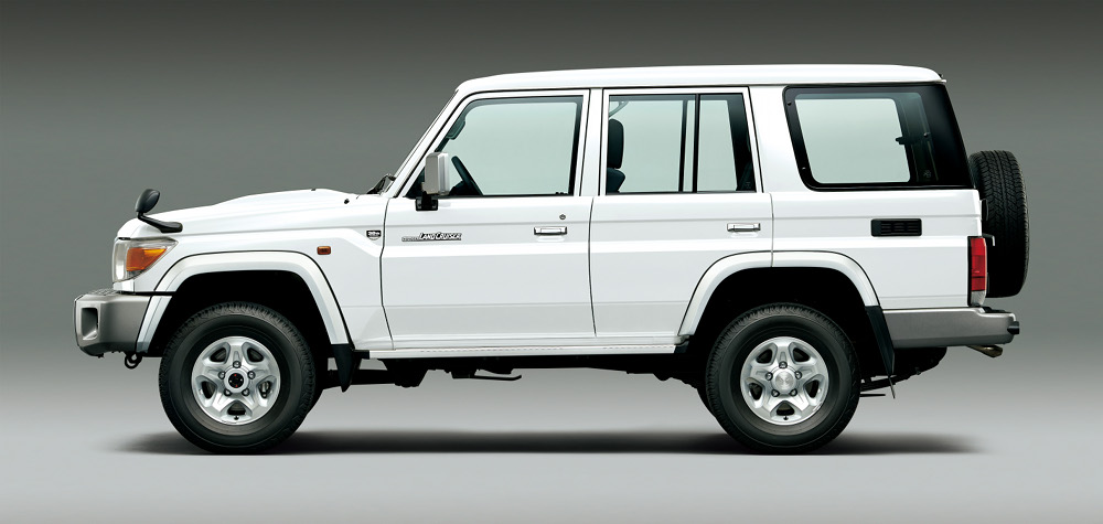 Land Cruiser J70 >> what kind of car is that? : namethatcar