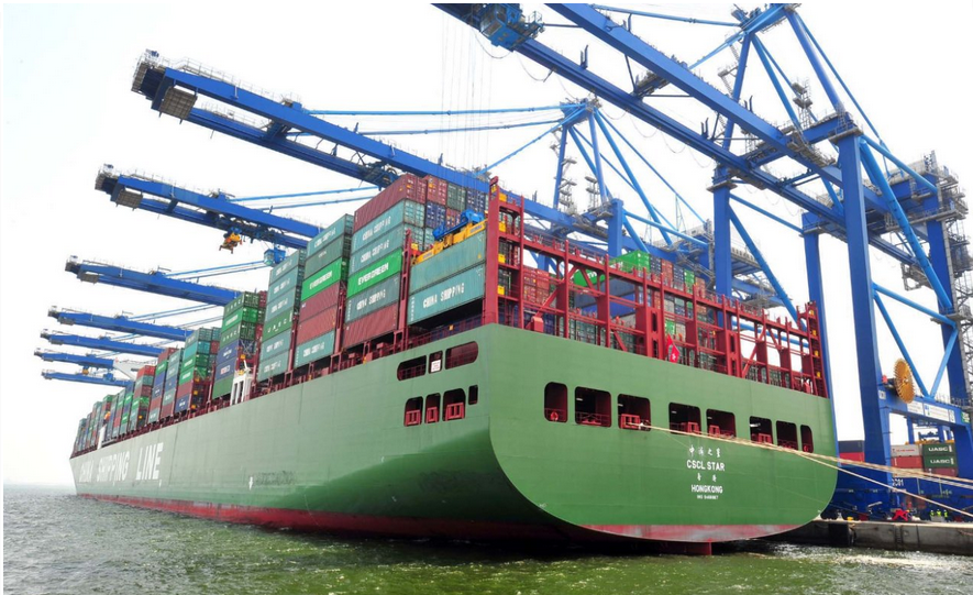Saudi ports accommodate about 532 million tonnes per annum - ports transportation shipping boat
