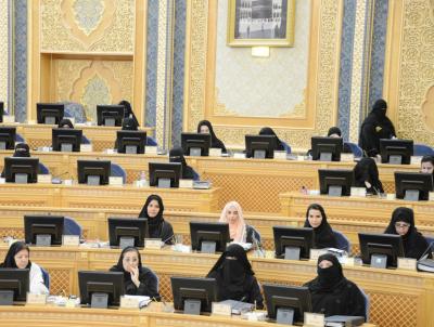 Saudi-women-shoura