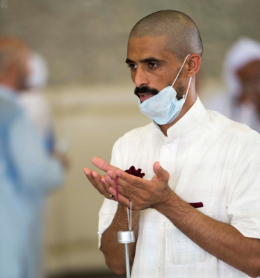 MERS is surging in Saudi Arabia ahead of the Hajj.