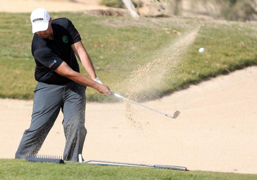 Saudi Golf - Sports