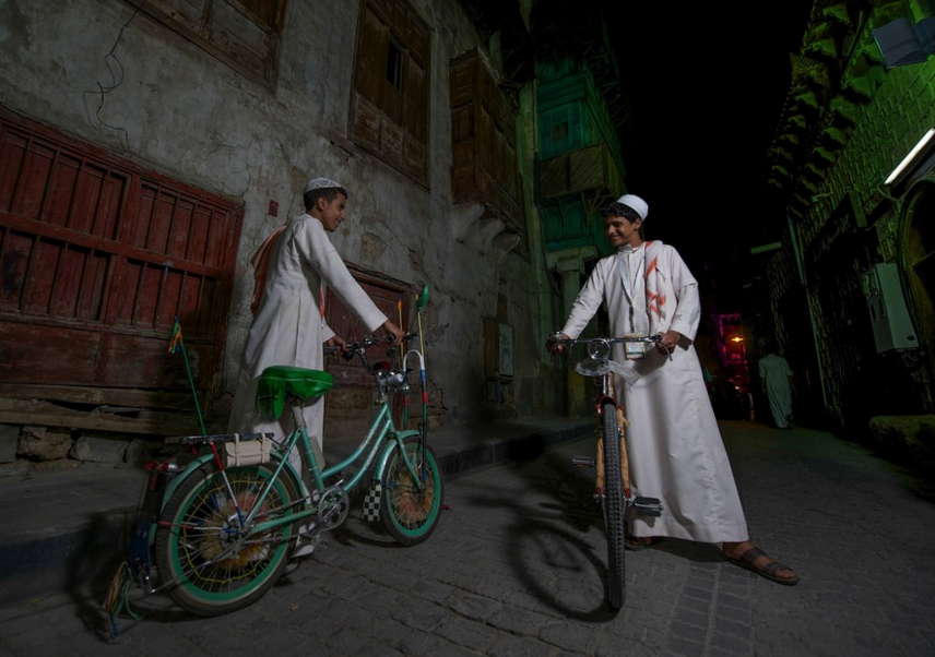saudi-youth-historic jeddah