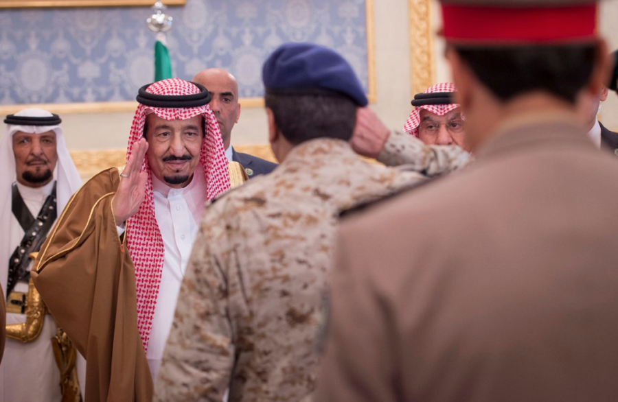 Saudi Arabia's King Salman has supported the P5+1 deal with Iran, paving the way for enhanced U.S.-Saudi military ties.