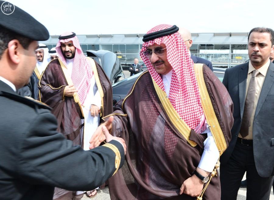 mohammed-bin-nayef-crown-prince-mohammed-us-arrive-in-america