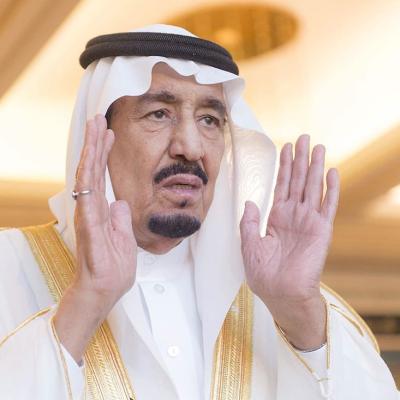 Saudi Arabia's King Salman.