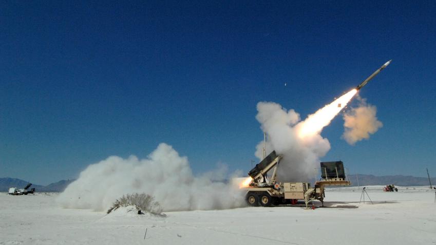 U S State Department Oks Sale Of 600 Patriot Missiles