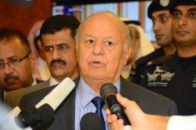Yemen's President Hadi.