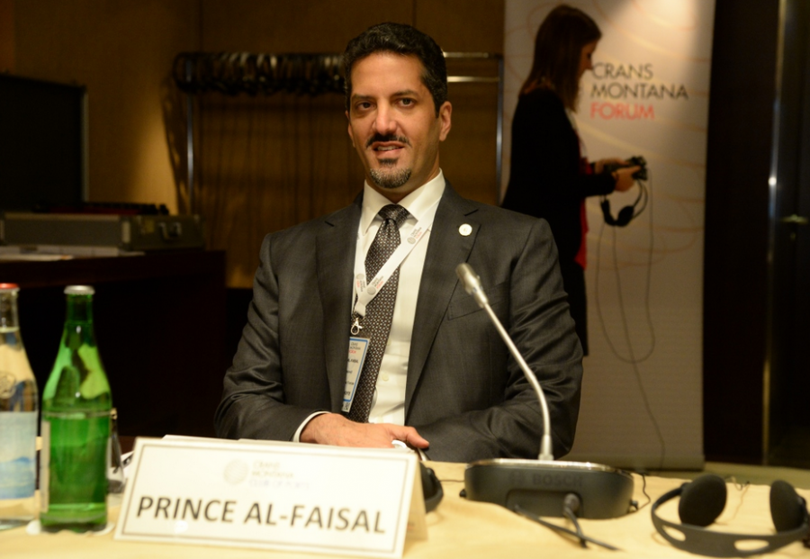 Prince Sultan bin Khalid Al-Faisal