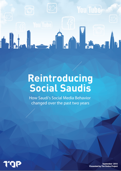 """""""Life for many Saudis is an ecosystem of apps, with Twitter being  at the top"""" a study by The Online Project has found."""