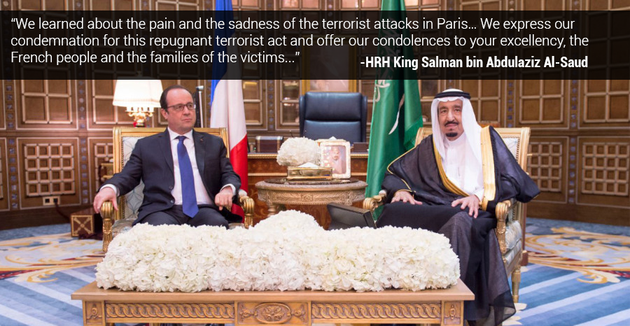 King-Salman-Hollande-Paris-Attacks