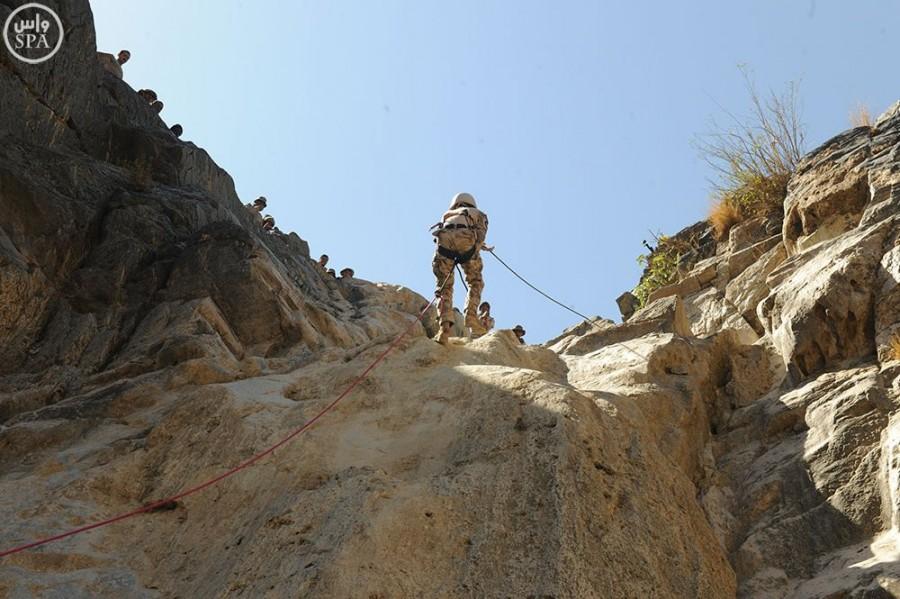Military - saudi yemen border 3 defense security5