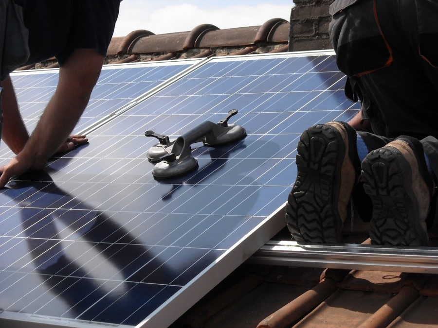 200 gigawatts of solar could provide 95 percent of the country's current electricity needs.