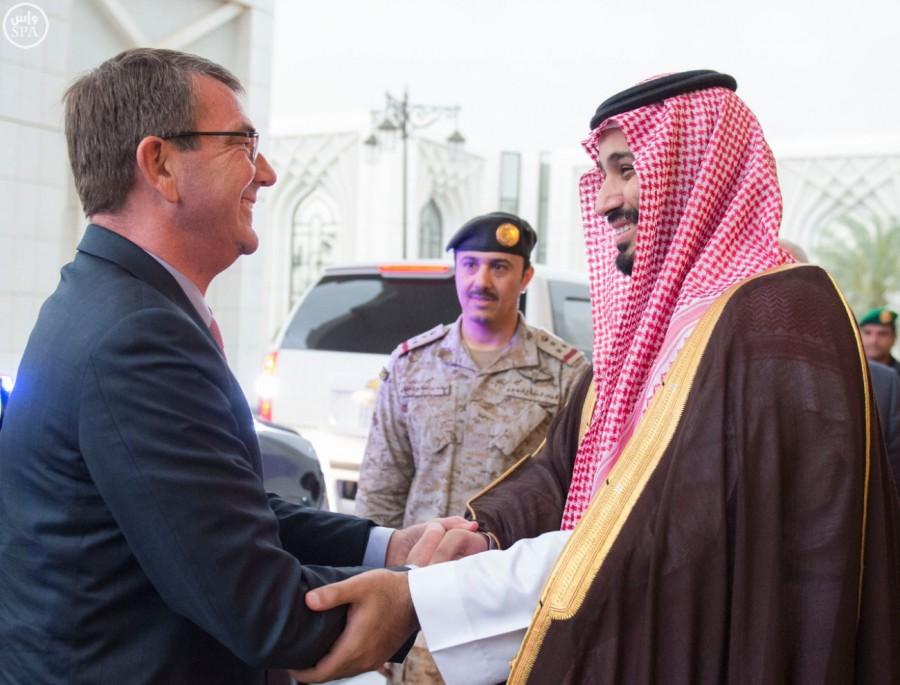 MBS-ash-carter-military-us-saudi