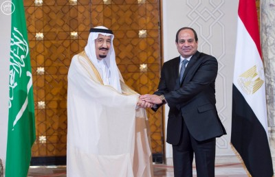 Saudi-Egyptian relations have been challenged by regional issues this year.
