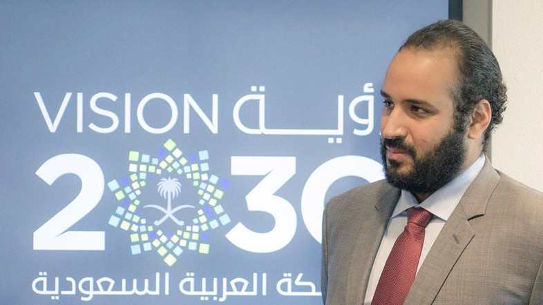 Concluding Trip To Silicon Valley Deputy Crown Prince