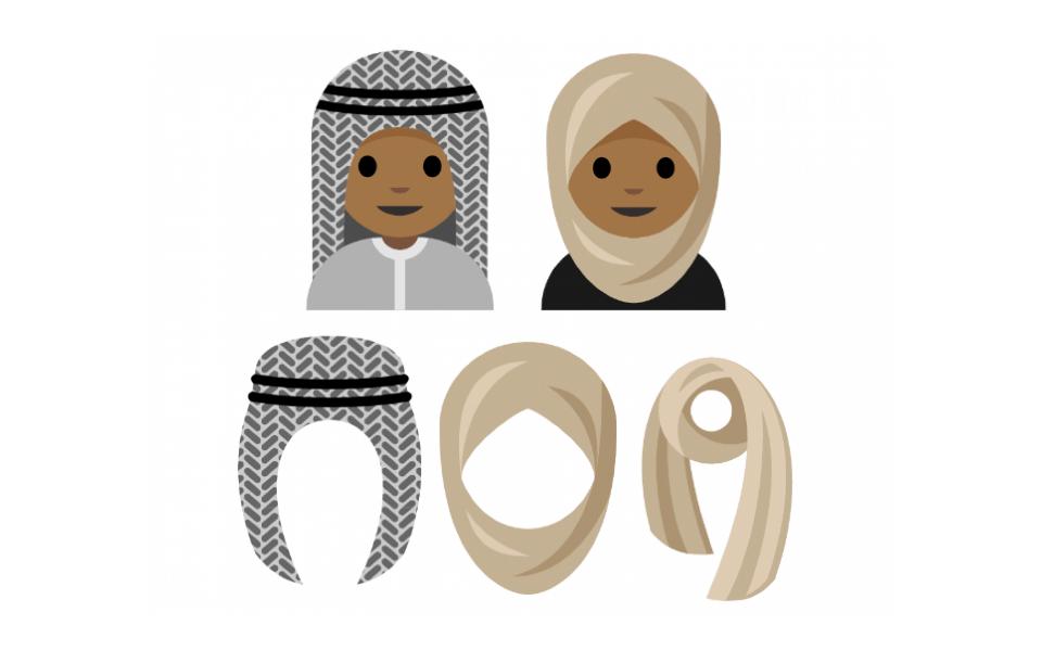 15 Year-Old Saudi Girl Proposes First 'Hijab Emoji'   SUSTG