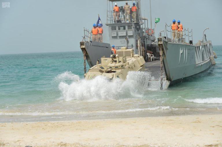 saudi-military-security-navy-beach