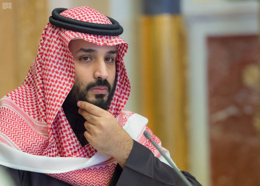 Crown Prince Mohammed bin Salman blasted Iran for its aggression.