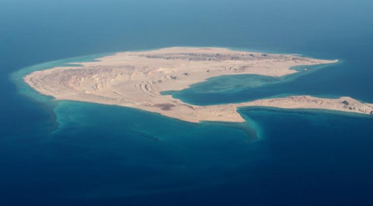Sanafir Island