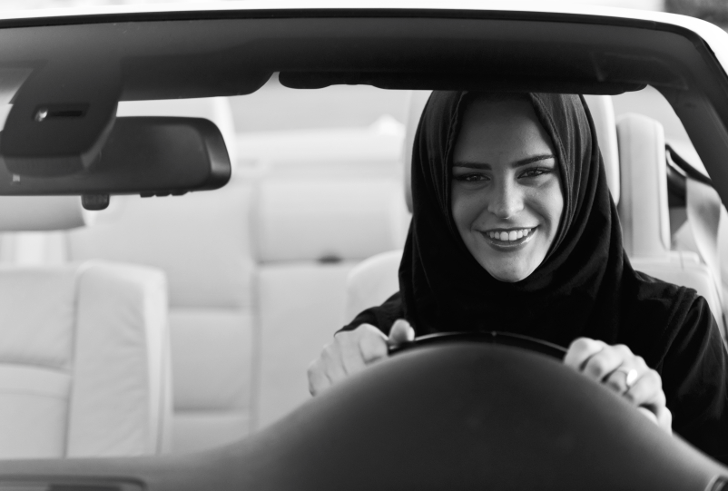 This morning, King Salman issued a royal decree ordering that women be able to drive next year.