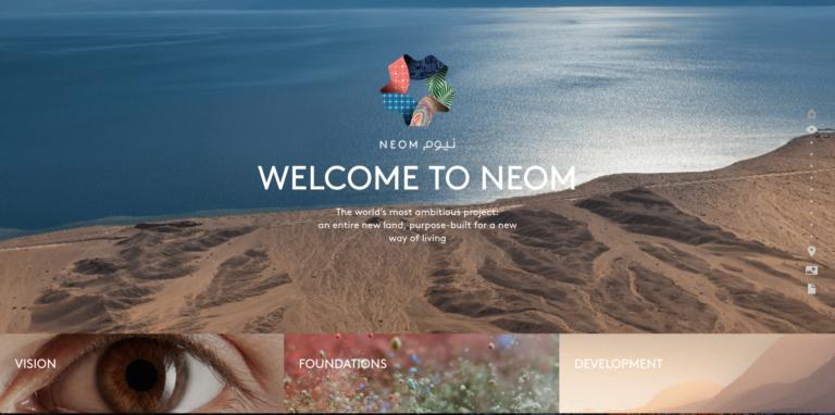Discover Neom