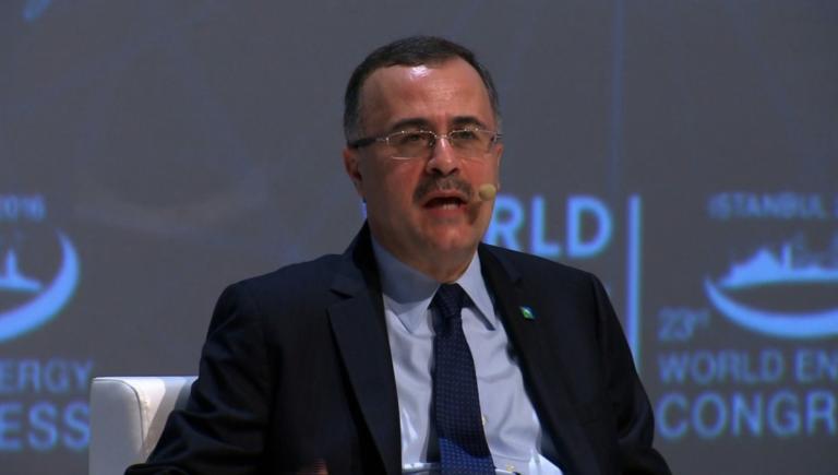 Amin Nasser, CEO of Saudi Aramco.