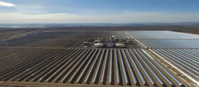 ACWA Power will build the new plant in Al Jouf, Saudi Arabia.