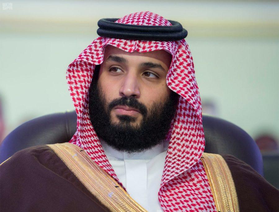 Crown Prince Mohammed bin Salman will visit the U.S. this week.