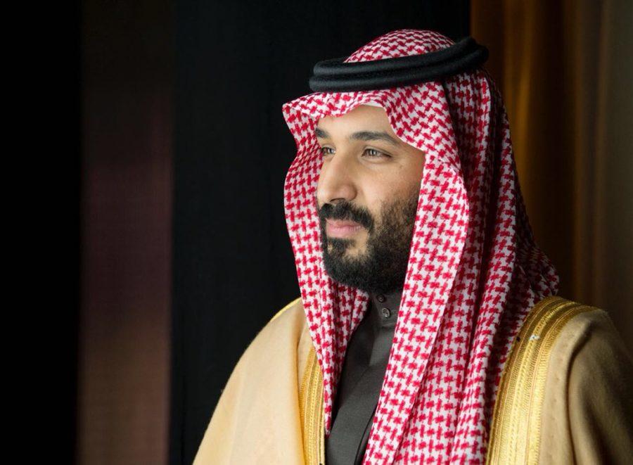 Crown Prince Mohammed bin Salman.