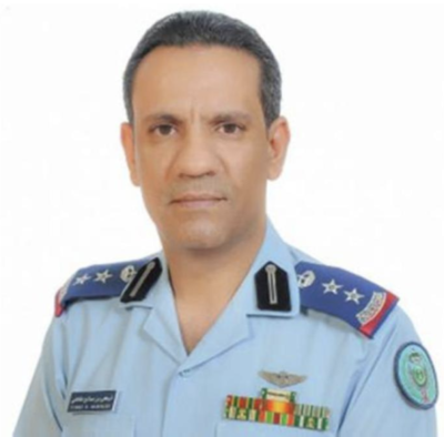 Col. Turki Al-Malki.