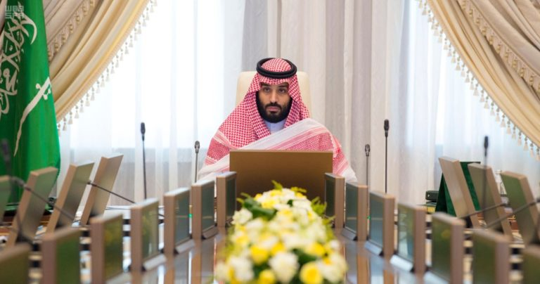 Saudi Arabia's King Salman and Crown Prince Mohammed bin Salman arrived in NEOM for a working holiday, chairing the first ever meeting of the council of ministers in the planned megacity.