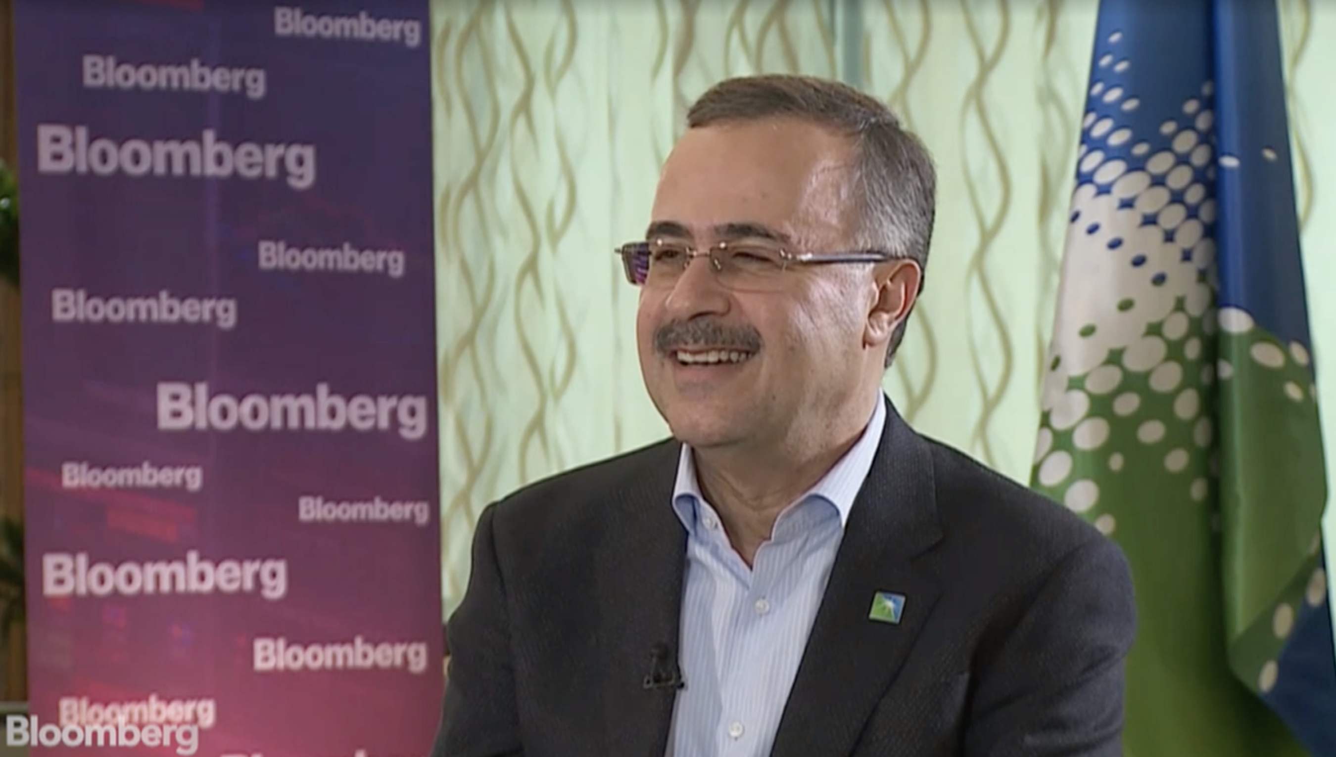 Saudi Aramco CEO: 'We Need a Major Acquisition For Us to Be In