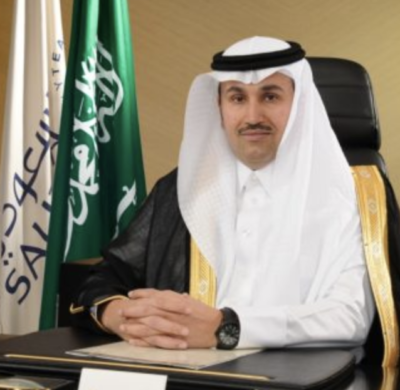 Saudia Director General Saleh Al-Jasser.