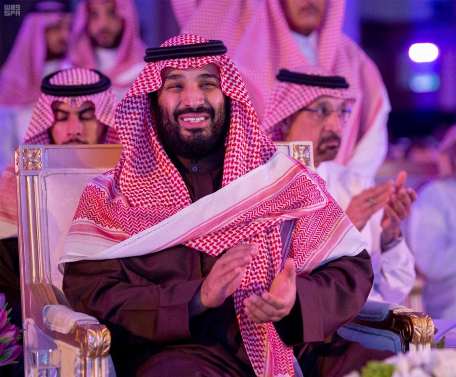 """Crown Prince Mohammed bin Salman's Vision 2030 emphasizes that Saudi Arabia will be a """"tolerant country with Islam as its constitution and moderation as its method."""""""