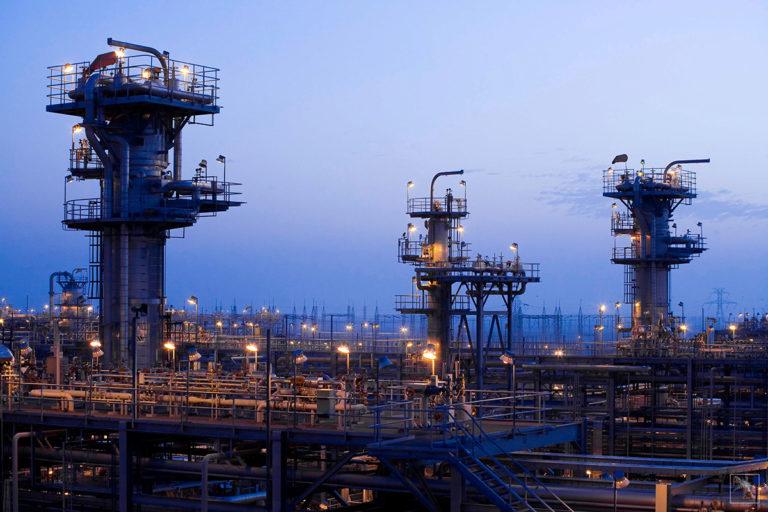 Haradh Gas Plant1