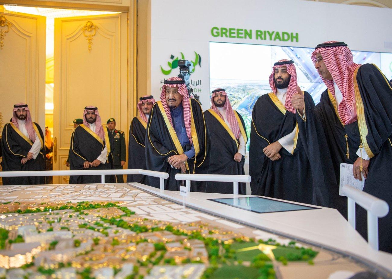 King Salman Announces $23 Billion for Four Entertainment