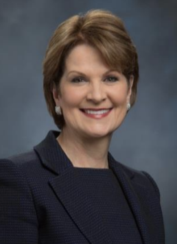 Marillyn Hewson, CEO of Lockheed Martin.