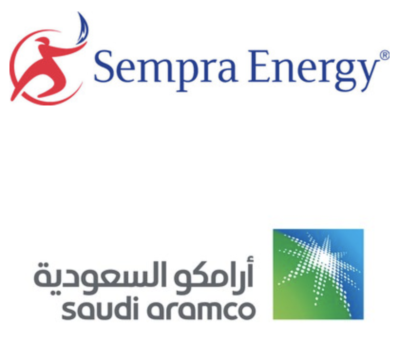 Sempra Energy and Saudi Aramco.