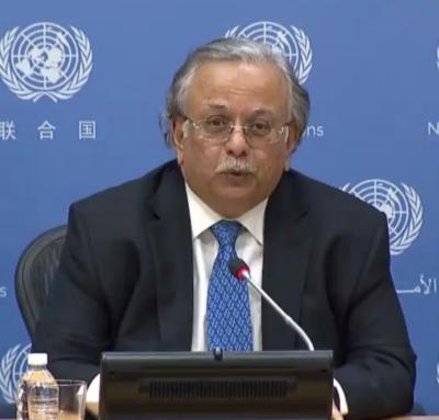 H.E. Mr. Abdallah Y. Al-Mouallimi, Permanent Representative of Saudi Arabia to the United Nations