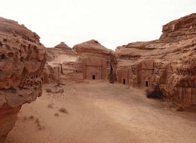 Al-Ula, Saudi Arabia.