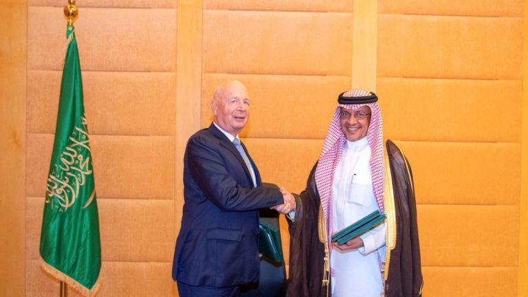 WEF-Saudi