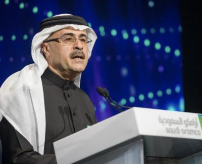 Amin Nasser is the President and CEO of Saudi Arabian Oil Company Saudi Aramco.