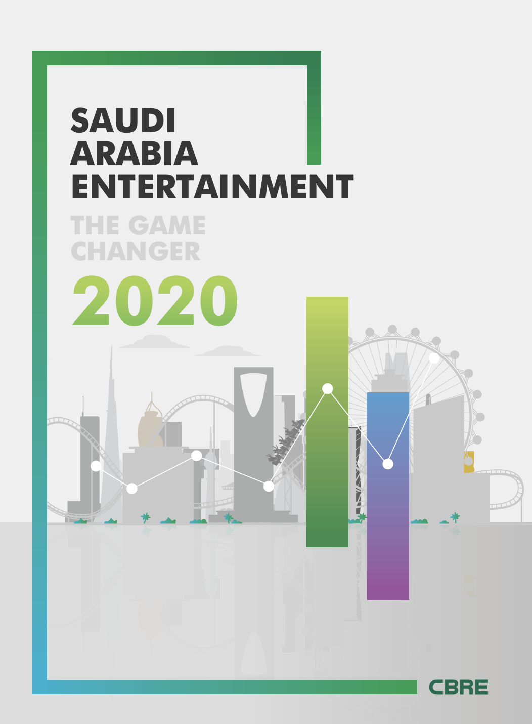CBRE's new comprehensive look at Saudi Arabia's entertainment sector explores key milestones and developments as well as the impact on the real estate sector and development opportunities moving forward.